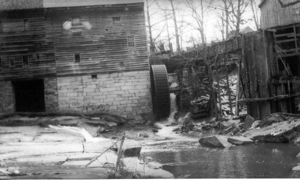 Whitaker Mill on Lynch Creek